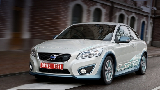 Городской автомобиль Volvo C30 Electric