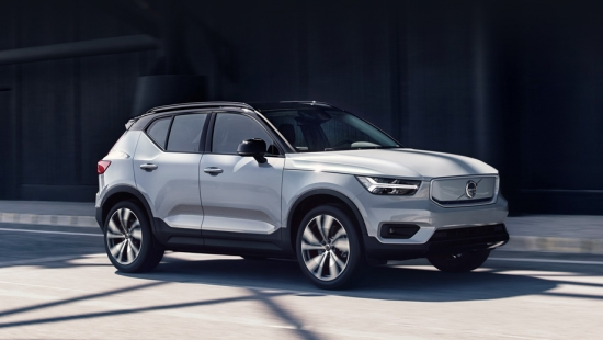 Volvo XC40 Recharge crossover proved to be very powerful