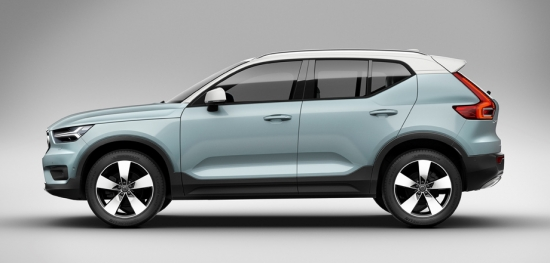 Volvo XC40 electric car will be the safest in the series