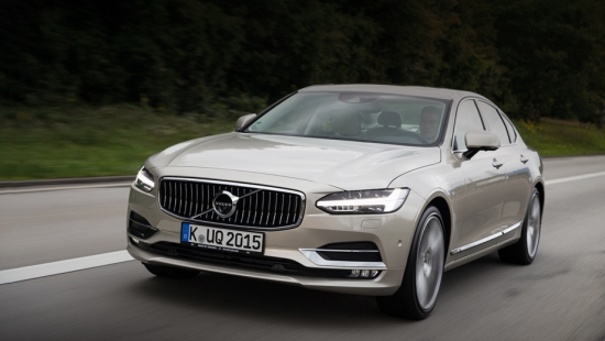 The top speed of new Volvo will not exceed 180 km / h