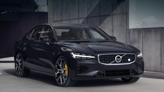 Volvo S60 T8 Polestar Engineered Limited Edition Sedan Launches